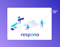 Respona Logo & Illustrations