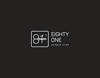 EIGHTY ONE - BARBER SHOP | UAE