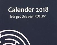 Calender 2018