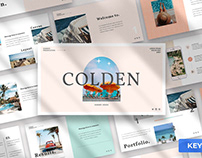 Colden Presentation Template