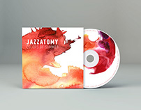 Watercolor Art for Jazzatomy CD cover
