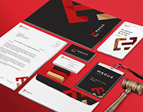 Magus Law Firm | Branding