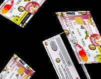 детская paypass карточка / paypass credit card for teen
