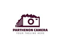 Parthenon Camera Logo