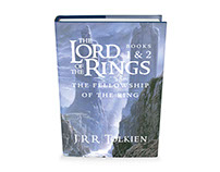 The Lord of the Rings Book Design