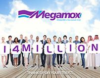 Megamox II 14 milion