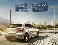 Mercedes Benz - Lifemiles
