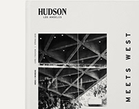 HUDSON JEANS   W + M   SS18