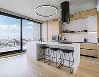 Apartment for a Young Family by Metodiy Monev