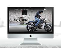 Diseño web para distribuidora de motocicletas