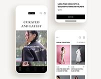 Abaya App. Fashion Shop.