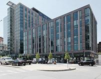 öko skin building in Boston, US