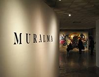 """Exposição colectiva """"Muralma"""""""
