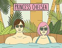 Princess Chelsea @ KC Dunaj - Promo