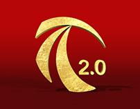 Train 2.0 Logo Redesign