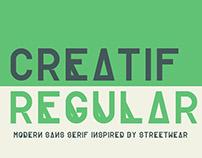 Creatif Regular