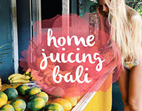 Home Juicing Bali