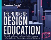 Computer Arts Magazine: Layout Design & Art Direction