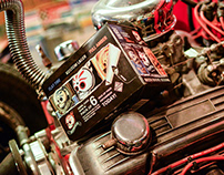 Pistonhead Lager sponsors of Relics 'n' Rust shop