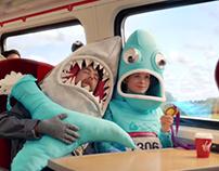 Virgin Trains - TV ad