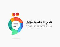 Tobruk logo design   لوغو طبرق للمناظرات