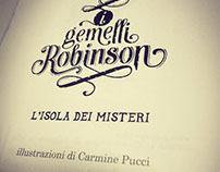 I Gemelli Robinson ( Children's novel - Mondadori )