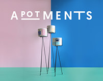 APOTMENTS | PRODUCT DESIGN