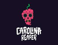 Logo Carolina Reaper