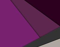 Ubuntu wallpaper material design