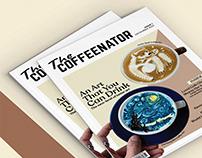 Pow Zhi Jian - The Coffeenator