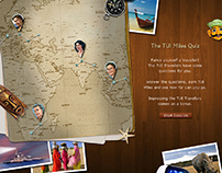 Landing page for TUI India