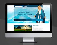 Website - Paróquia Nossa Senhora das Graças