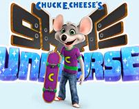 Chuck E. Cheese's Skate Universe Mobile App
