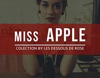 🍎 MISS APPLE 🍎