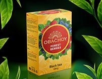 Packaging Obochoy Tea