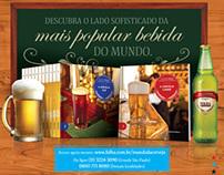 Coleção Folha - The World of Beer