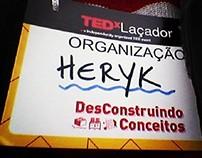 Design e Fotografia - TEDxLaçador 2013