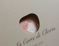 "Brochure for ""Relais la Corte di Cloris"""