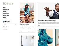 IKONA magazine