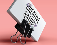 Logo Creative Nation