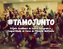 Apresentação: #TamoJunto - Projeto Acadêmico