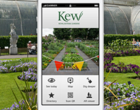 Kew Gardens: the official app v2.0