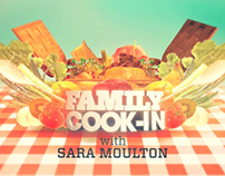 Family Cook-In with Sara Moulton