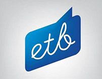 ETB rebrand work