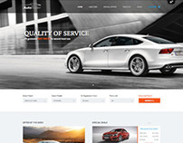 AutoTrader WordPress Car Vehicle Showcase Theme