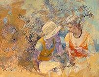 Portaitary | paintings