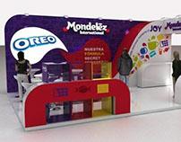 Mondeléz Stand 2013