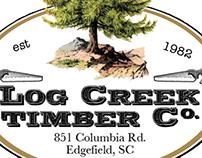 Log Creek Timber Company Logo