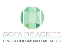 Gota de Aceite * Corporate identity design