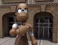 TOC-TOC - 3D Animation
